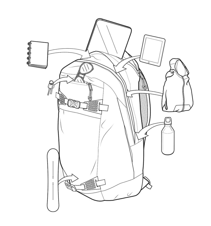 dayhiker28 tech