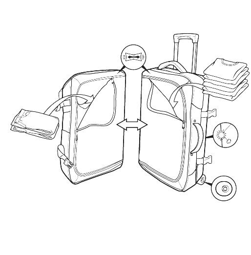 wheelie sub features