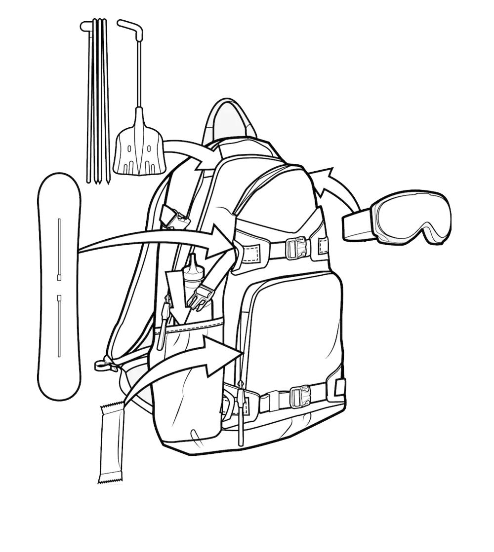 riderspack tech1